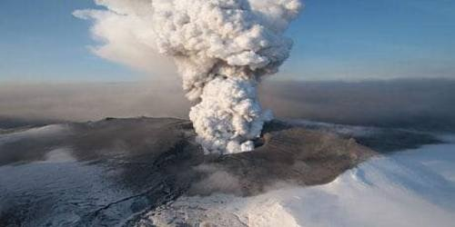 Volcanic Ash Assignment Point