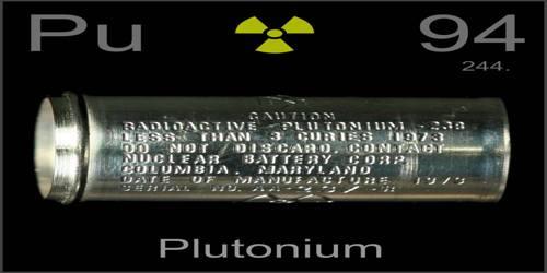 About Plutonium