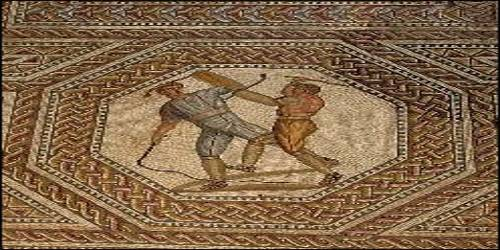 Gladiators in Ancient Period