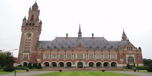 INTERNATIONAL COURT OF JUSTICE - The Lawyers & Jurists