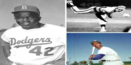 breaking the color barrier a biography of jackie robinson a baseball player