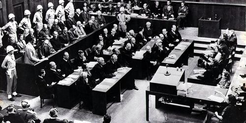 Nuremberg War Crime Trials