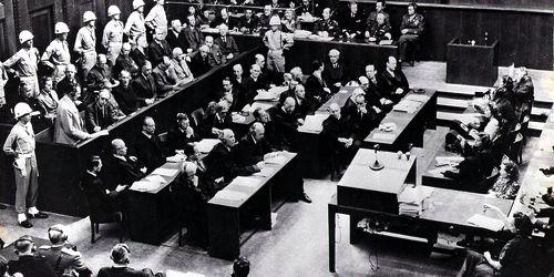 Nuremberg War Crime Trials
