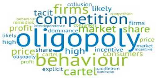 Oligopoly Market Competition
