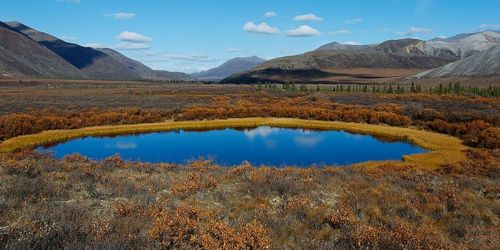 Permafrost and its Effects