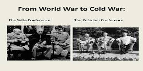 Differences between Yalta and Potsdam