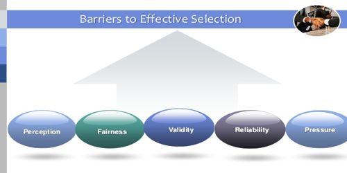 Problems in Effective Selection