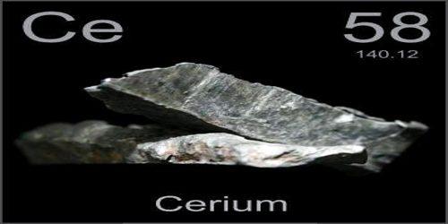 Cerium