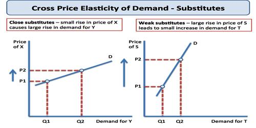 Concept of Cross Elasticity of Demand - Assignment Point