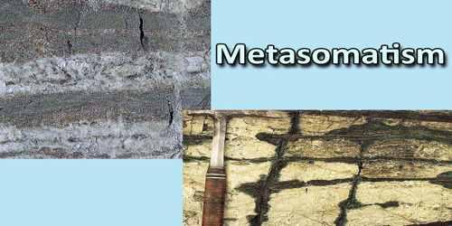 Metasomatism