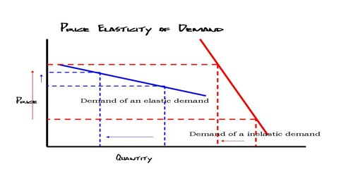Concept of Price Elasticity of Demand