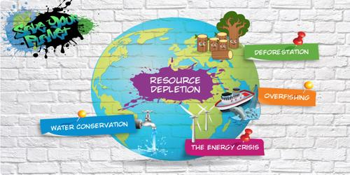 Resource Depletion: Causes and Effects