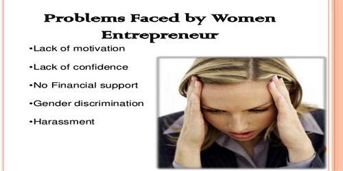 Which Problems are Faced by Women Entrepreneurs?