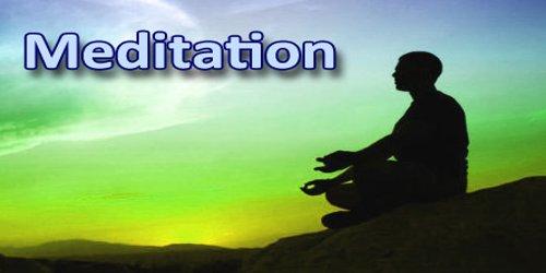 Meditation Assignment Point