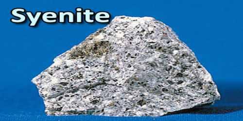 Syenite