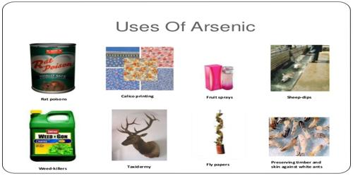 uses of arsenic