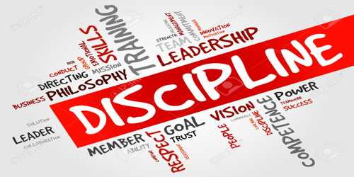 Processes of Disciplinary Action