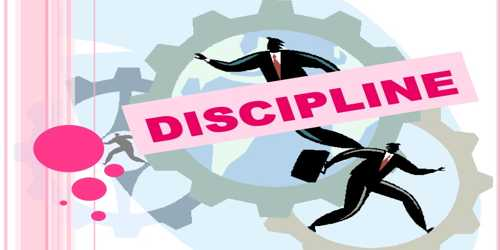 Types of Disciplinary Problems