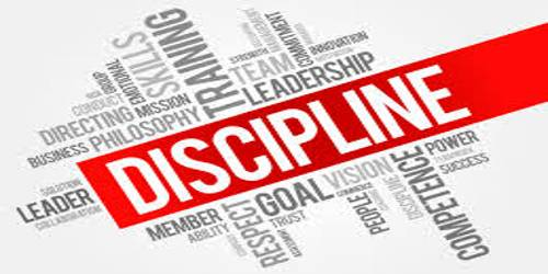 objectives of employee discipline