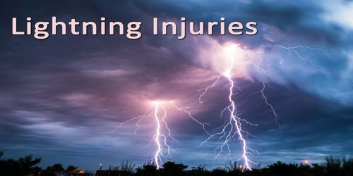 Lightning Injuries