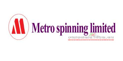 Annual Report 2012 ofMetro SpinningLimited