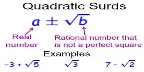 Product of two unlike Quadratic Surds
