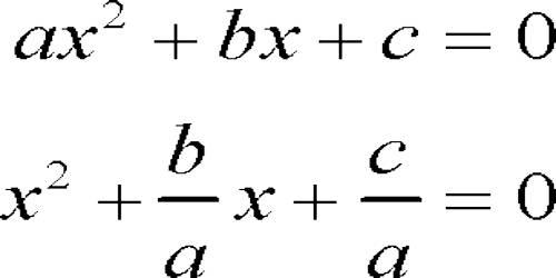 term paper history algebra
