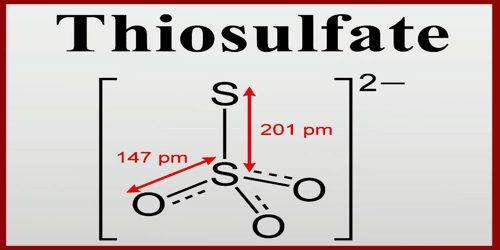 Thiosulfate