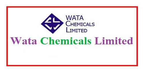 Annual Report 2013 of Wata Chemicals Limited