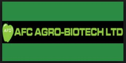 Annual Report 2016 of AFC Agro Biotech Limited Limited