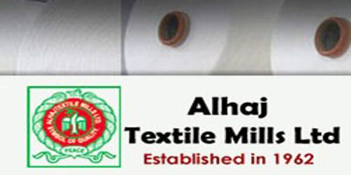 Annual Report 2016 of Alhaj Textile Mills Limited