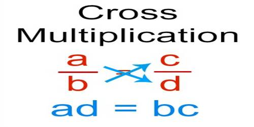 Cross Multiplication to Solve Proportions