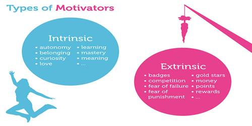intrinsic and extrinsic motivation and motivational theories business essay International journal of business and  the results have demonstrated the effectiveness of intrinsic and extrinsic  intrinsic motivation, extrinsic.