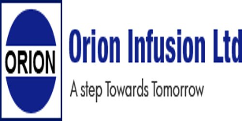 Annual Report 2012 of Orion Infusion Limited