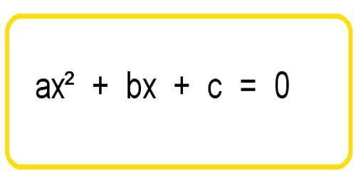 Irrational Roots of a Quadratic Equation