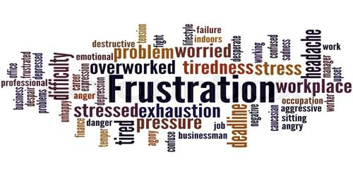Concept of Frustration
