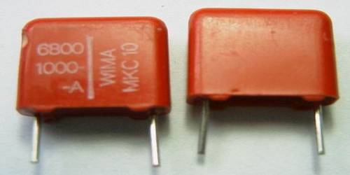 Polycarbonate Capacitor
