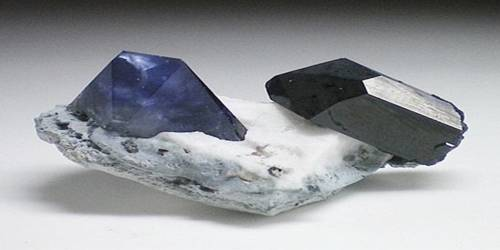 Benitoite: Properties and Occurrences
