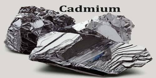 cadmium  properties and occurrences