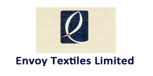 Annual Report 2014 of Envoy Textiles Limited