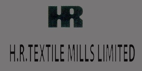 Annual Report 2017 of H.R.Textile Mills Limited