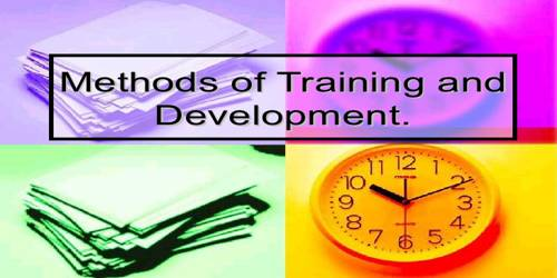 Common Methods of Training