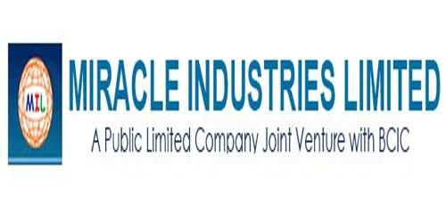 Annual Report 2016 of Miracle Industries Limited