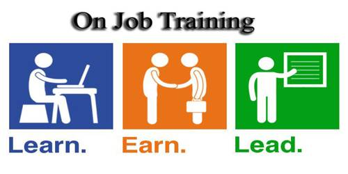 advantages of on-the-job training  ojt