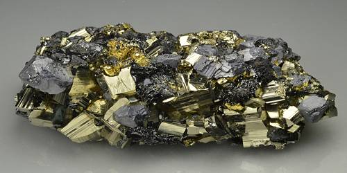 Chalcopyrite: Properties and Occurrences