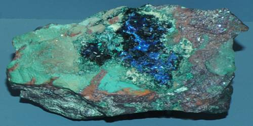 Connellite: Properties and Occurrences