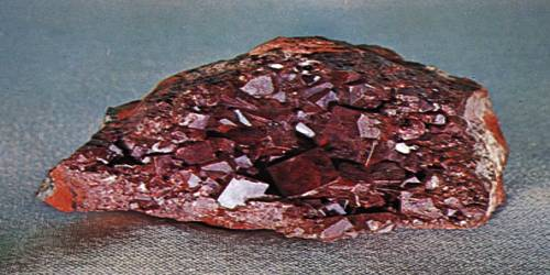 Cuprite: Properties and Occurrences