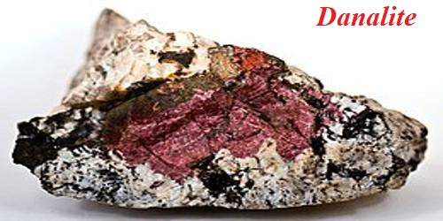 Danalite: Properties and Occurrences