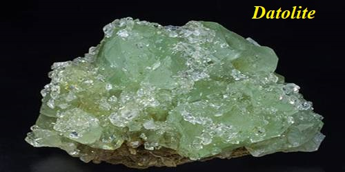 Datolite: Properties and Occurrences