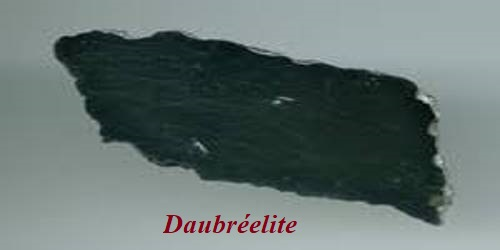 Daubréelite: Properties and Occurrences